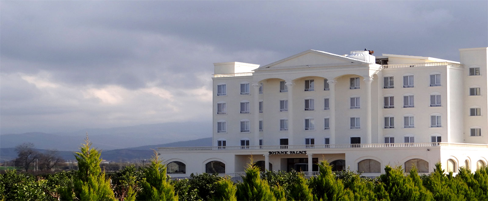 MEEMCO Projects Hotels Botanic Gorgan Iran